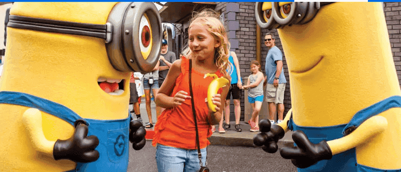 Por que Orlando é considerado o melhor destino para as férias de julho: Universal Studios Florida