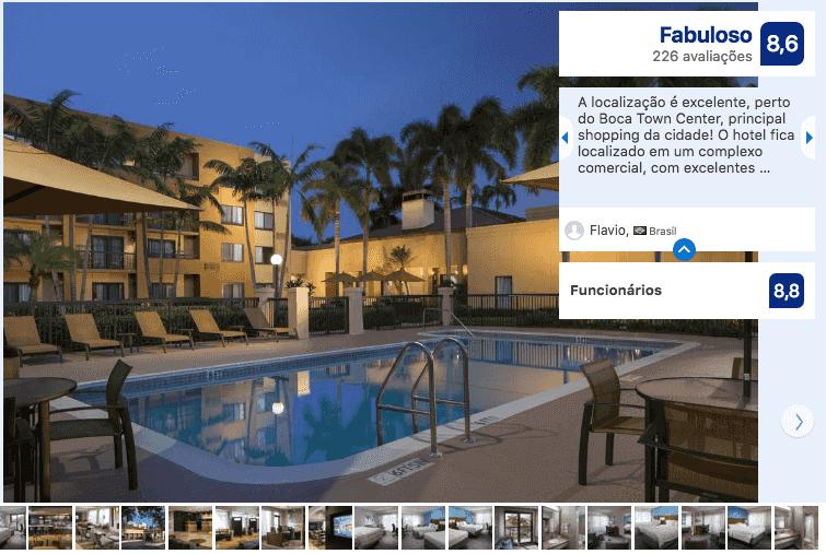 Hotéis bons e baratos em Boca Raton: HotelCourtyard