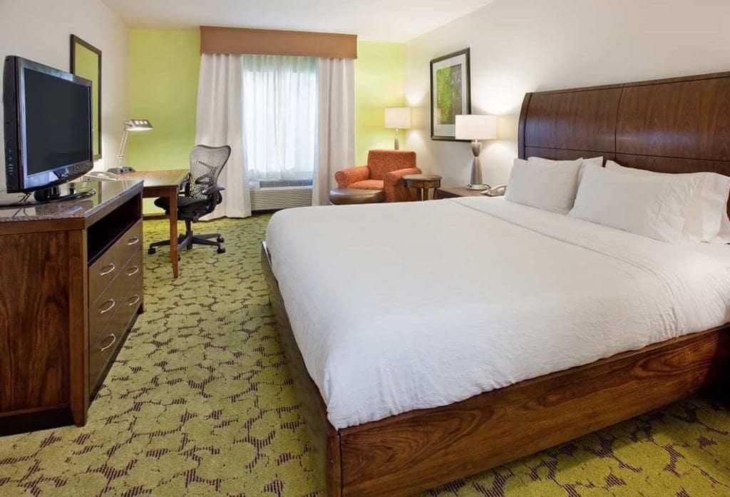 Hotéis bons e baratos em Boca Raton: HotelHilton Garden Inn - quarto