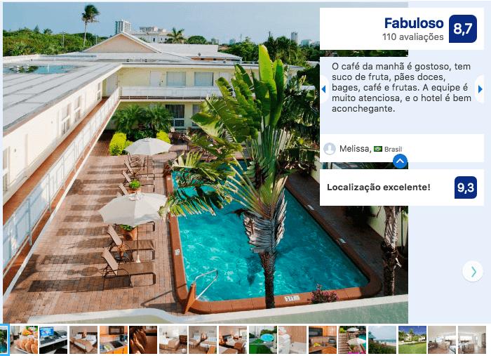 Hotéis bons e baratos em Boca Raton: Hotel Ocean Lodge