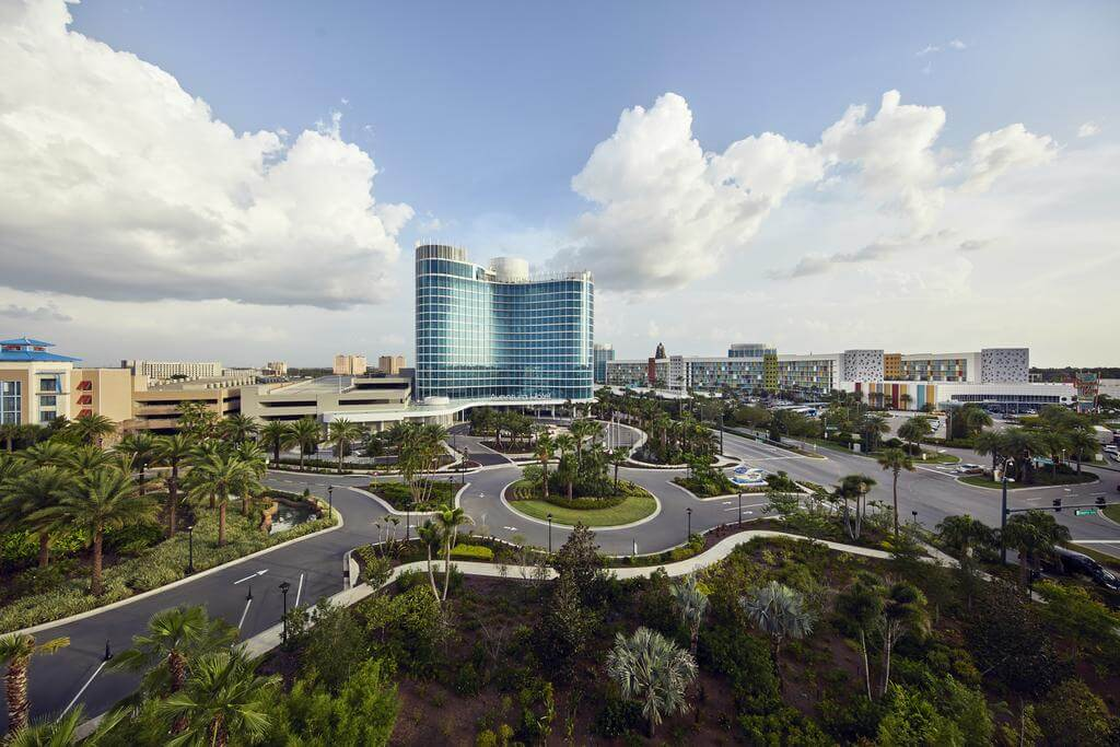Universal's Aventura Hotel: informações