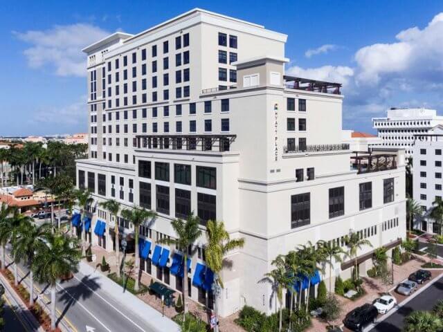 Dicas de hotéis em Boca Raton: Hotel Hyatt Place