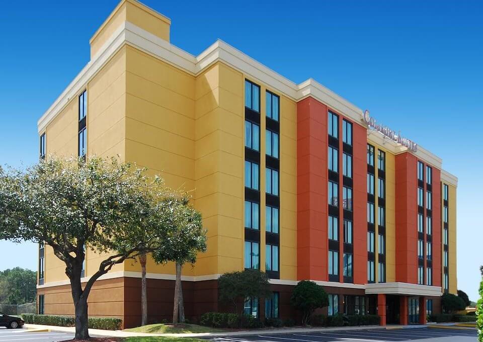 Dicas de hotéis em Jacksonville: Hotel Comfort Suites