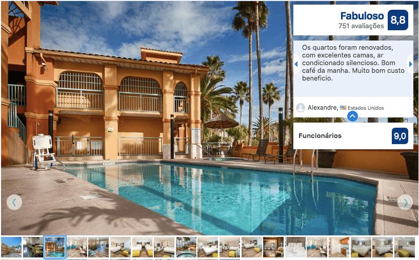 Dicas de hotéis em Saint Augustine: HotelBest Western St. Augustine Beach Inn