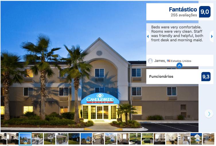 Dicas de hotéis em Jacksonville: HotelCandlewood Suites
