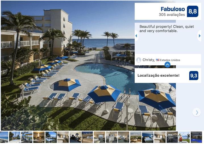 Hotéis de luxo em Boca Raton: HotelDelray Sands Resort