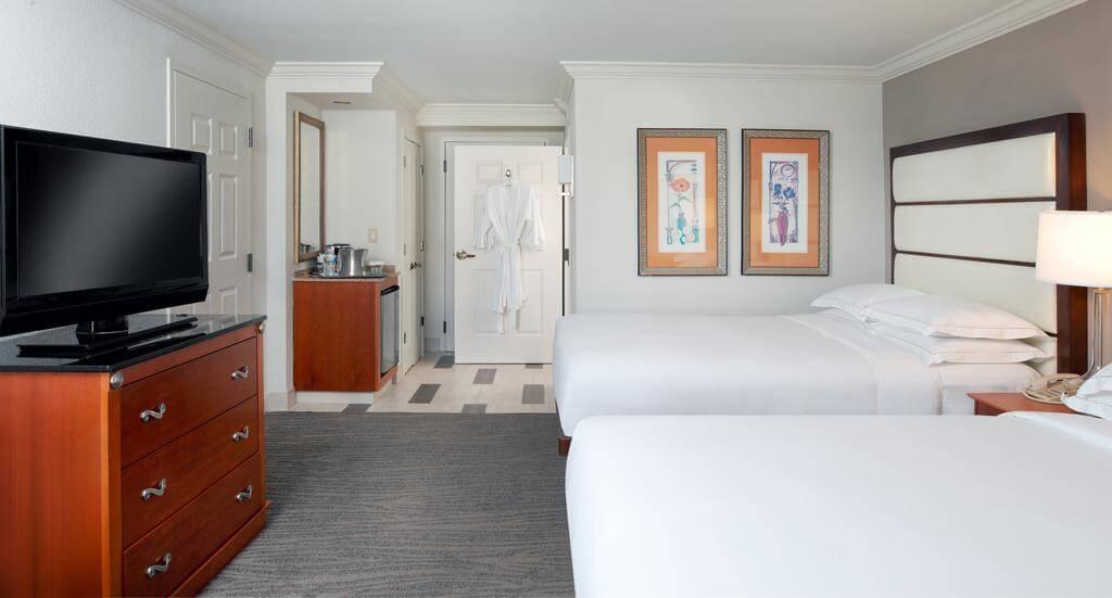 Dicas de hotéis em Naples: Hotel Naples - quarto