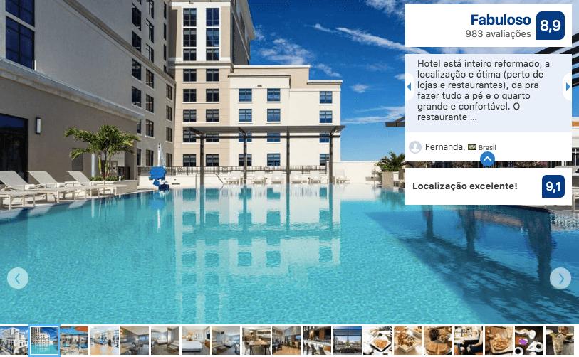 Hotéis de luxo em Boca Raton: Hotel Hyatt Place