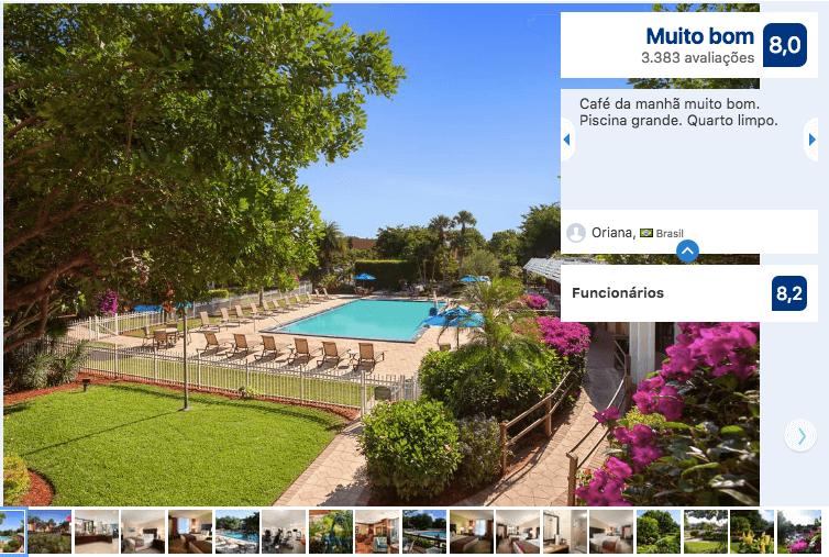 Hotéis bons e baratos em Naples: Hotel Ramada by Wyndham