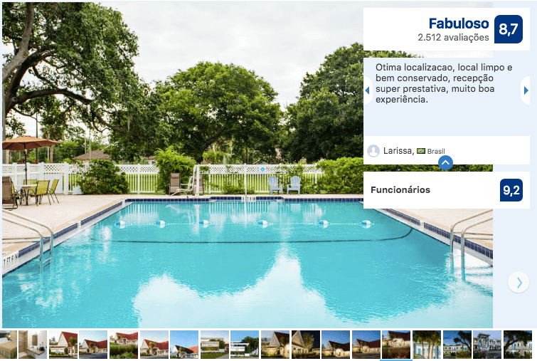 Hotéis bons e baratos em Saint Augustine: HotelSouthern Oaks Inn