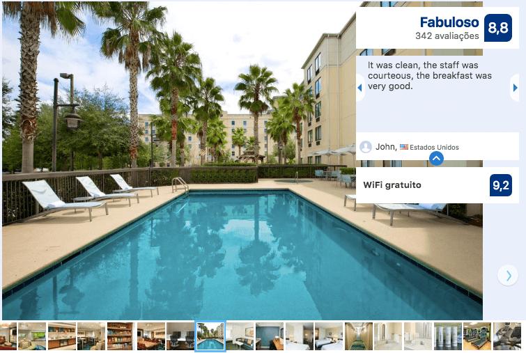 Dicas de hotéis em Jacksonville: Hotel SpringHill Suites