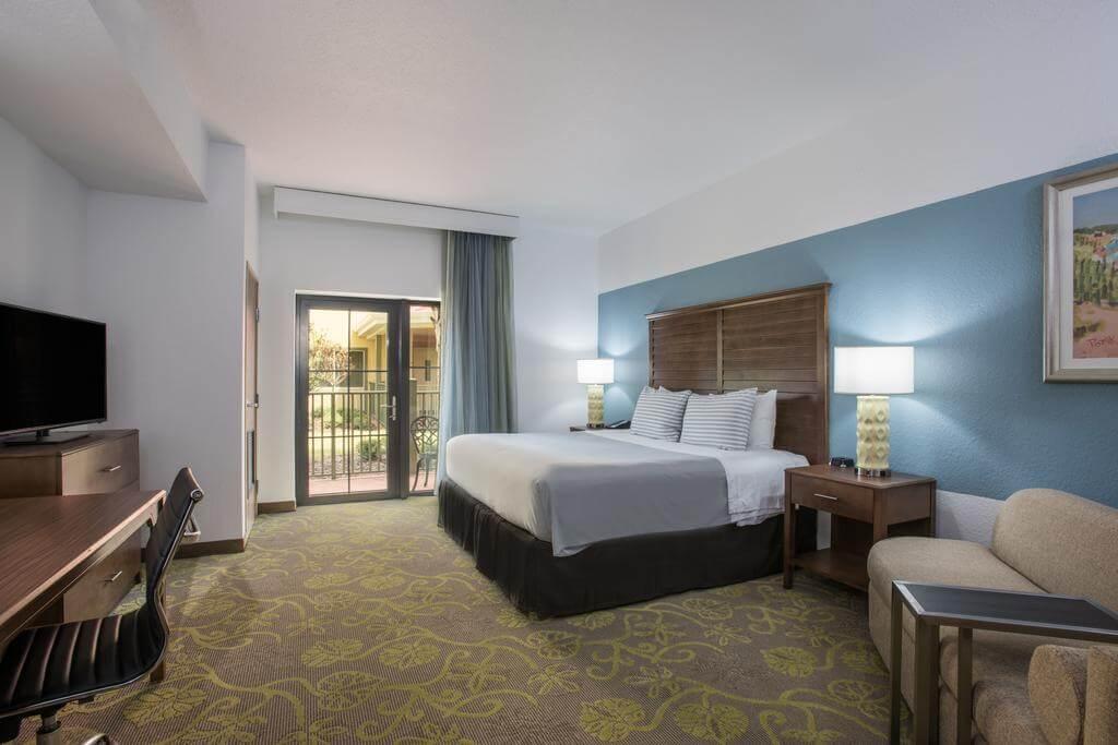Melhores hotéis em Saint Augustine: HotelTRYP by Wyndham Sebastian - quarto