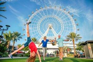 Ingressos e combos do ICON Park Orlando: Roda-gigante The Wheel