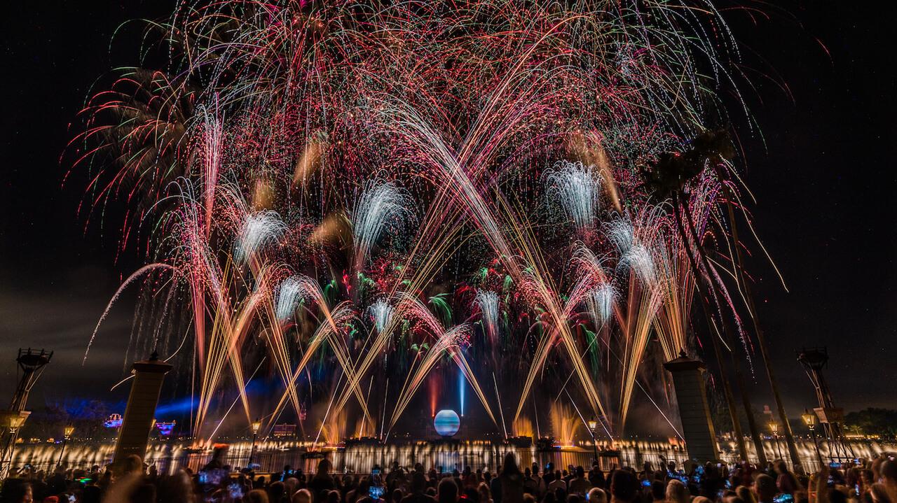 O que fazer no Ano-Novo em Orlando em 2018: Disney's Epcot