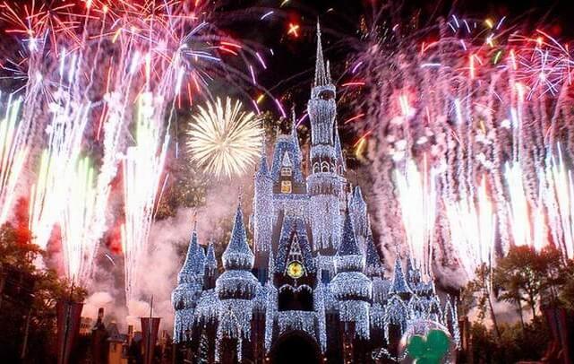 O que fazer no Ano-Novo em Orlando em 2018: Disney's Magic Kingdom