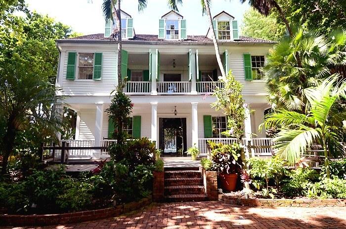 Pontos turísticos em Key West: Audubon House and Tropical Gardens