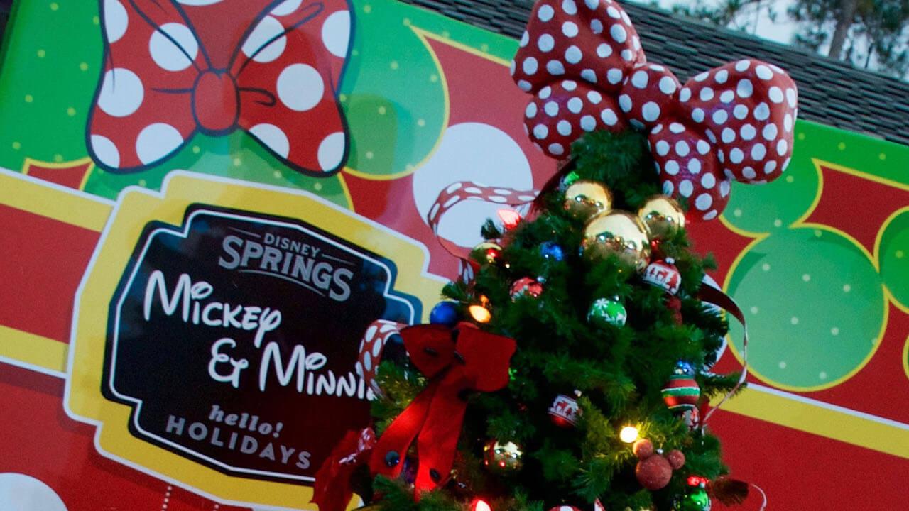 O que fazer no Natal em Orlando em 2018: Christmas Tree Trail em Disney Springs