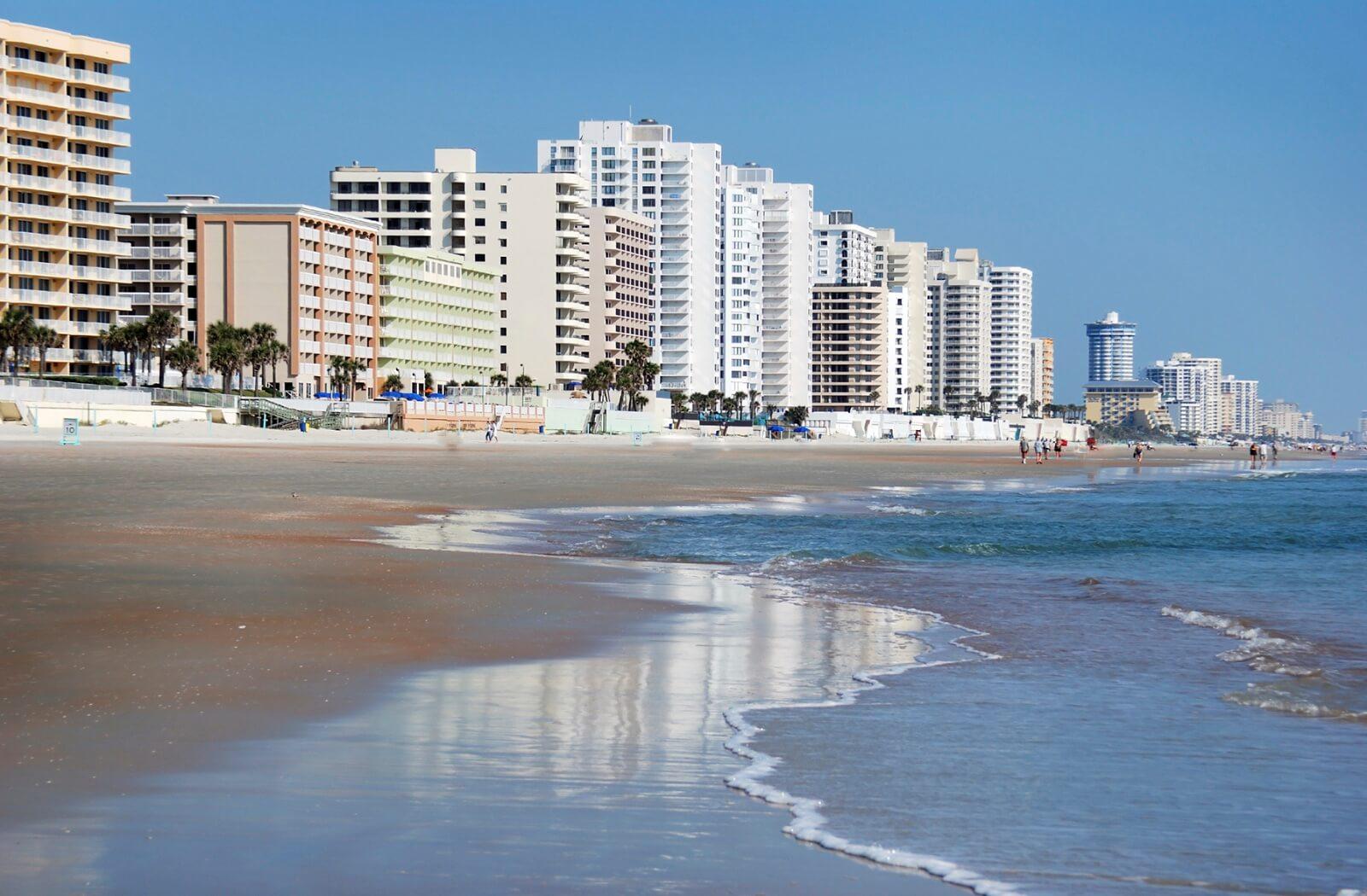 Onde ficar em Daytona Beach: Daytona Beach Shores