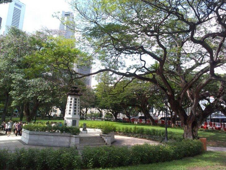 O que fazer em Fort Lauderdale: Esplanade Park
