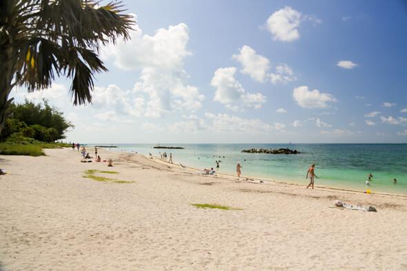 O que fazer em Key West: Fort Zachary Taylor Historic State Park
