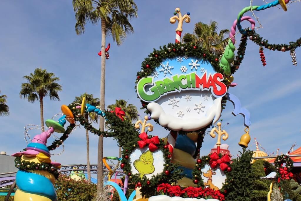 O que fazer no Natal em Orlando em 2018: Grinchmas no Islands of Adventure