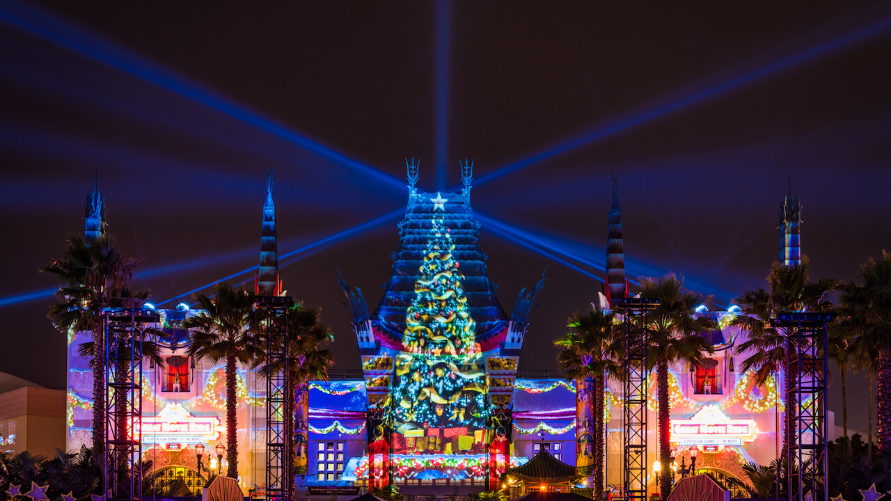 Natal na Disney Orlando em 2019: Jingle Bell, Jingle Bam! no Hollywood Studios