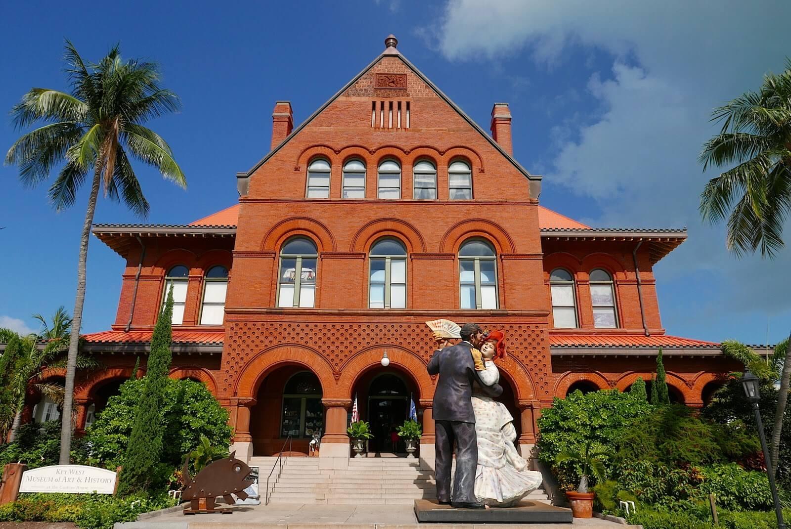 O que fazer em Key West: Key West Museum of Art & History