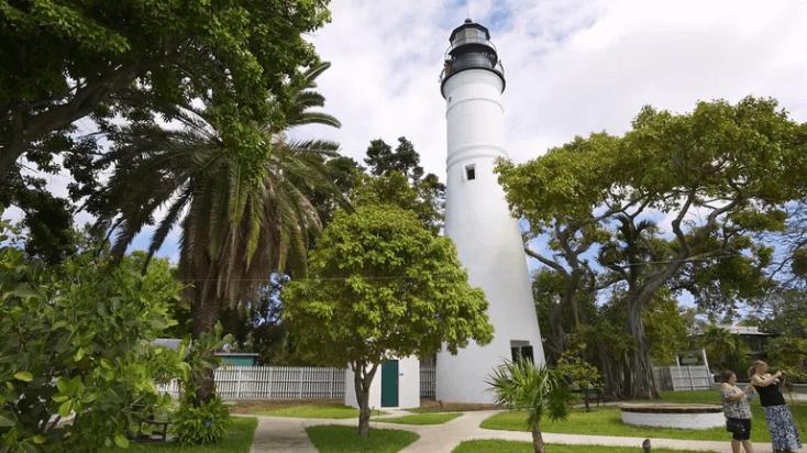 Pontos turísticos em Key West: Lighthouse Museum
