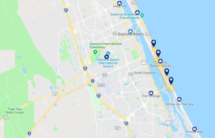 Onde ficar em Daytona Beach: melhores hotéis