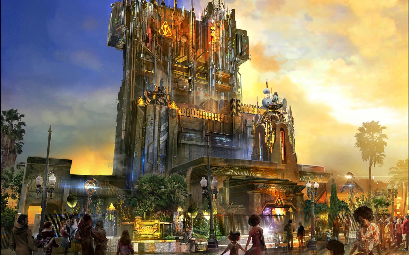 Show dos Guardiões da Galáxia no Disney Epcot: Nova atração de Guardiões da Galáxia