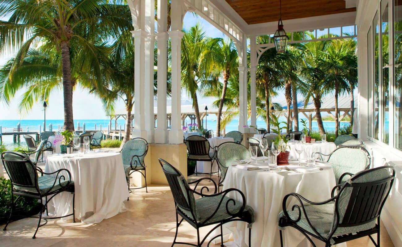 Restaurantes em Key West: restaurante Latitudes