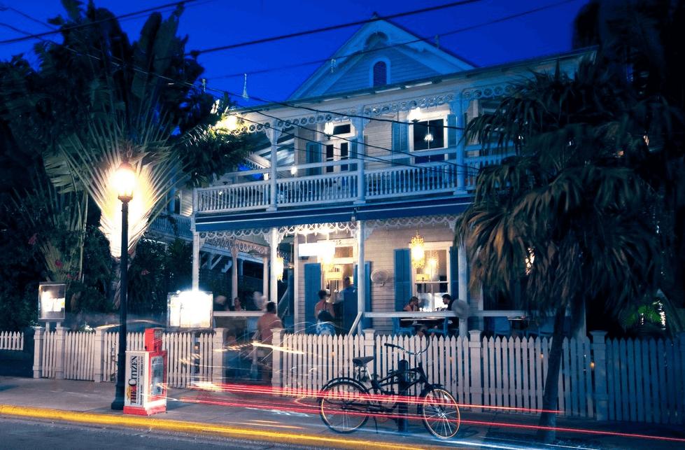 7 restaurantes em Florida Keys: restaurante Nine One Five em Key West