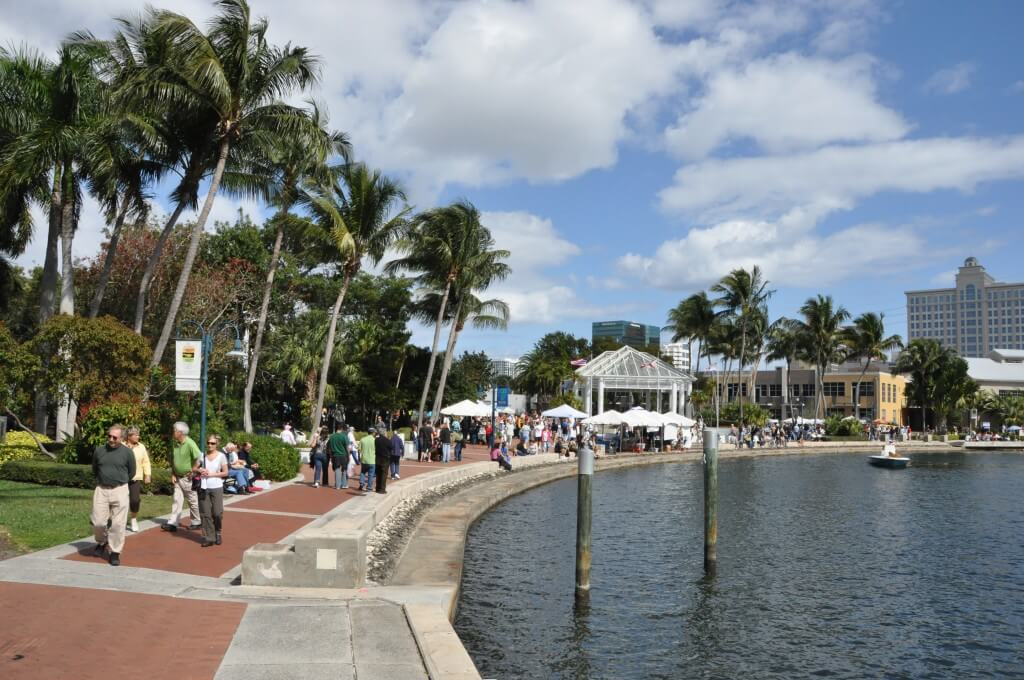 Pontos turísticos em Fort Lauderdale: Riverwalk