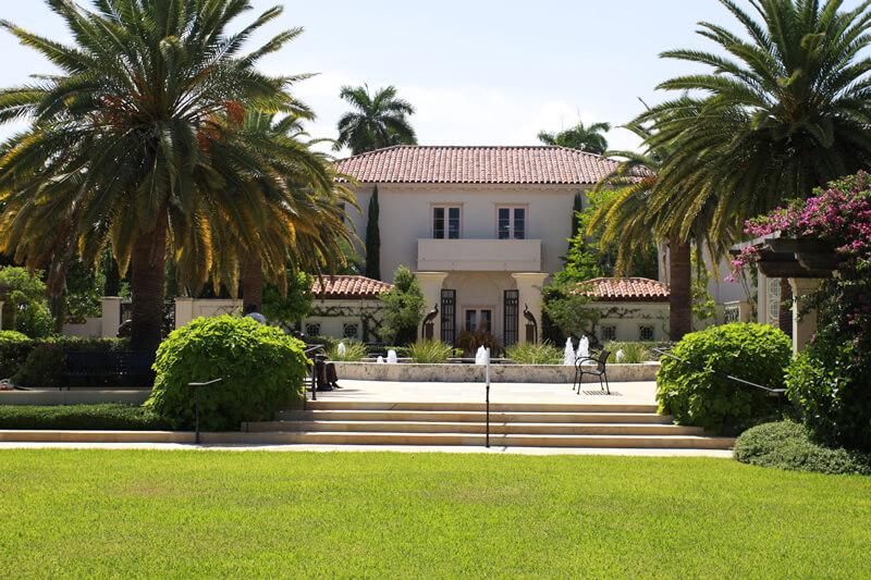 O que fazer em Palm Beach: The Society of the Four Arts