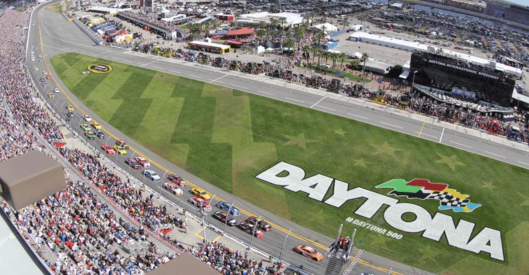 Pontos turísticos em Daytona Beach: Daytona International Speedway