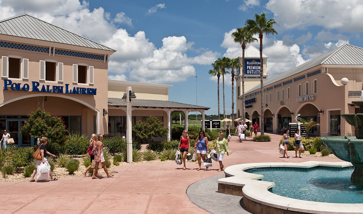Compras em Sarasota: Ellenton Premium Outlets