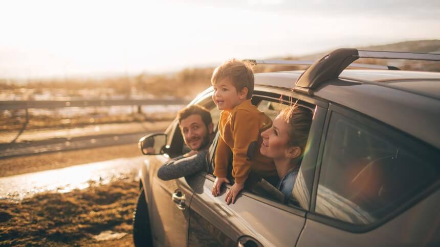 Aluguel de carro em Daytona Beach: Economize muito: família