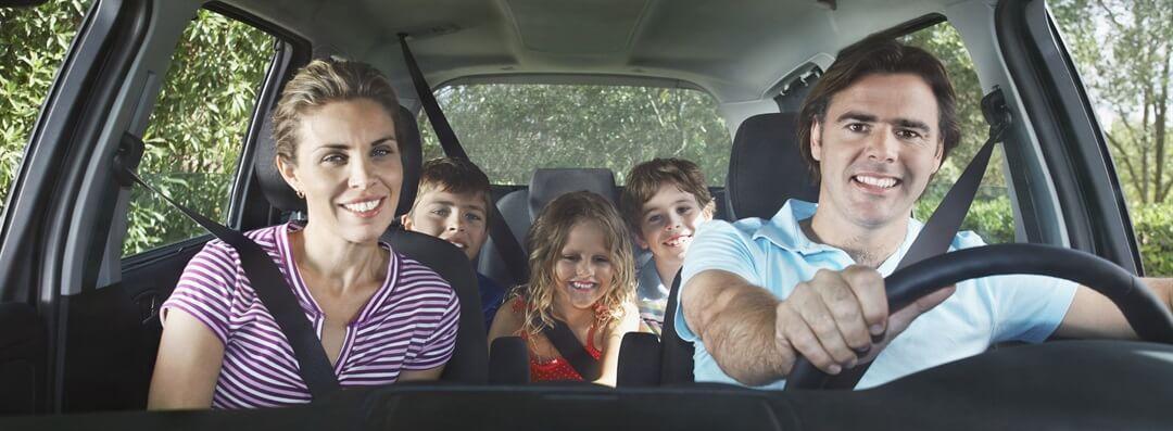 Aluguel de carro em Kissimmee: Economize muito: família