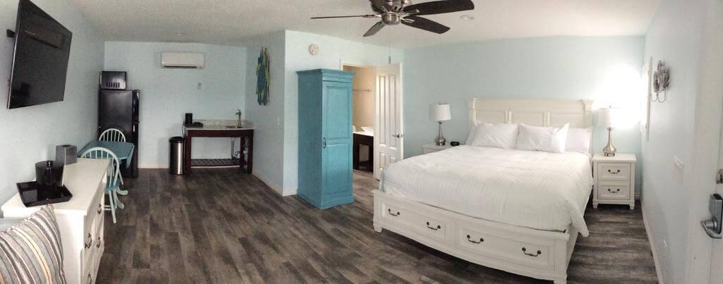 Hotéis de luxo em Cocoa Beach: Hotel Lost Inn Paradise - quarto