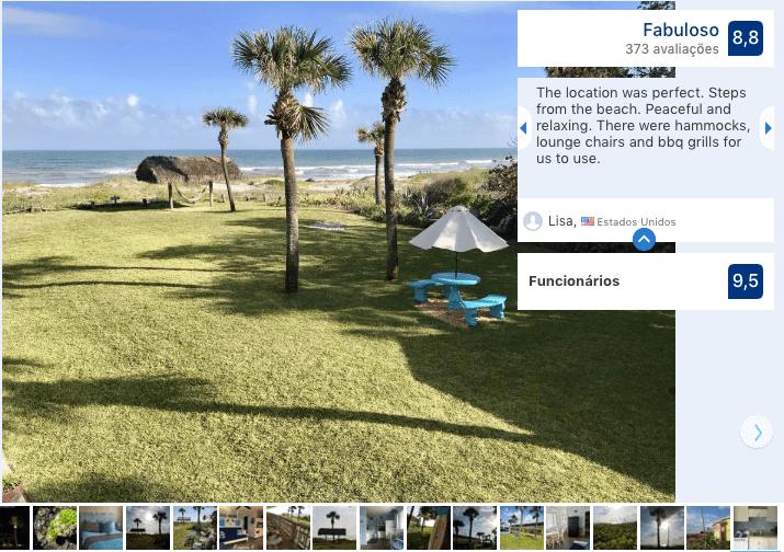 Hotéis bons e baratos em Cocoa Beach: Hotel South Beach Inn