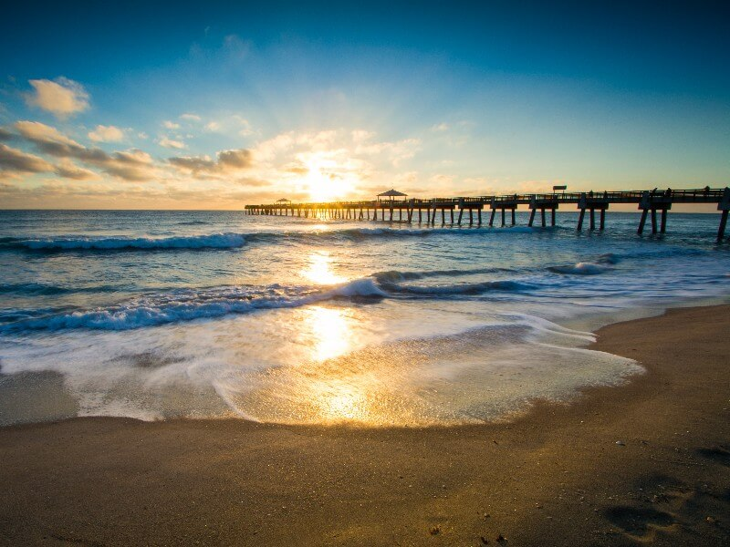 Onde ficar em Palm Beach: Jupiter