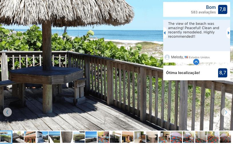 Hotéis bons e baratos em Cocoa Beach: Motel Anthony's on the Beach