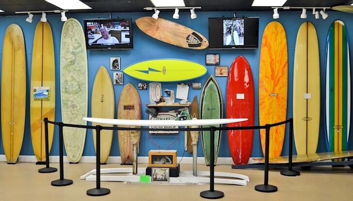 O que fazer em Cocoa Beach: Florida Surf Museum