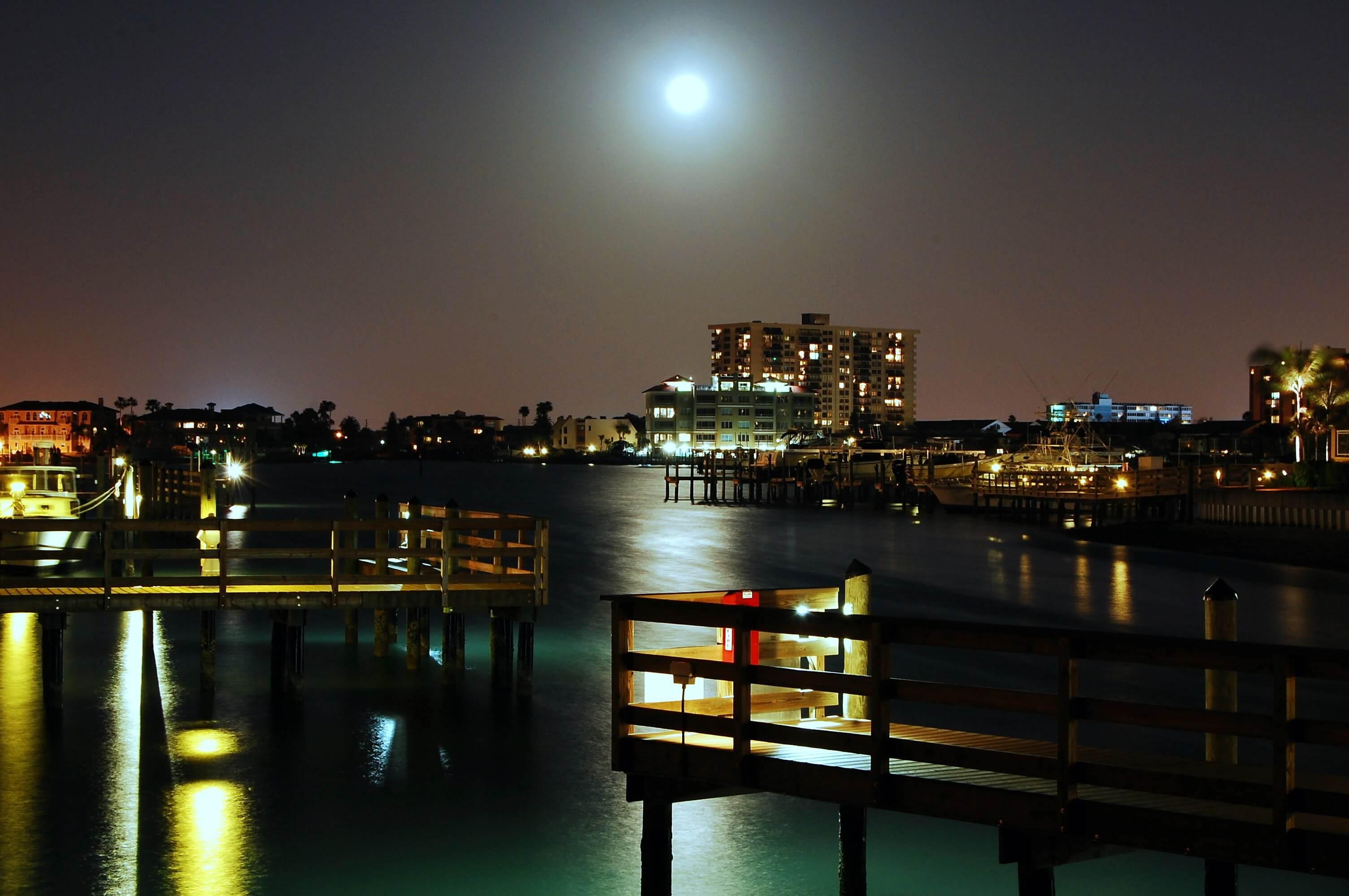 O que fazer à noite em Clearwater