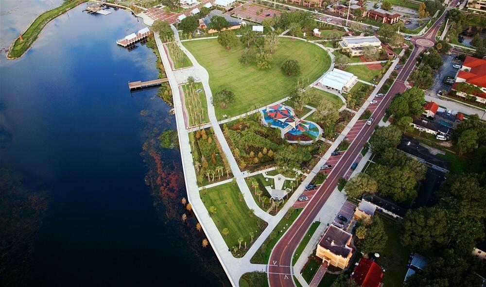 O que fazer em Kissimmee: Kissimmee Lakefront Park