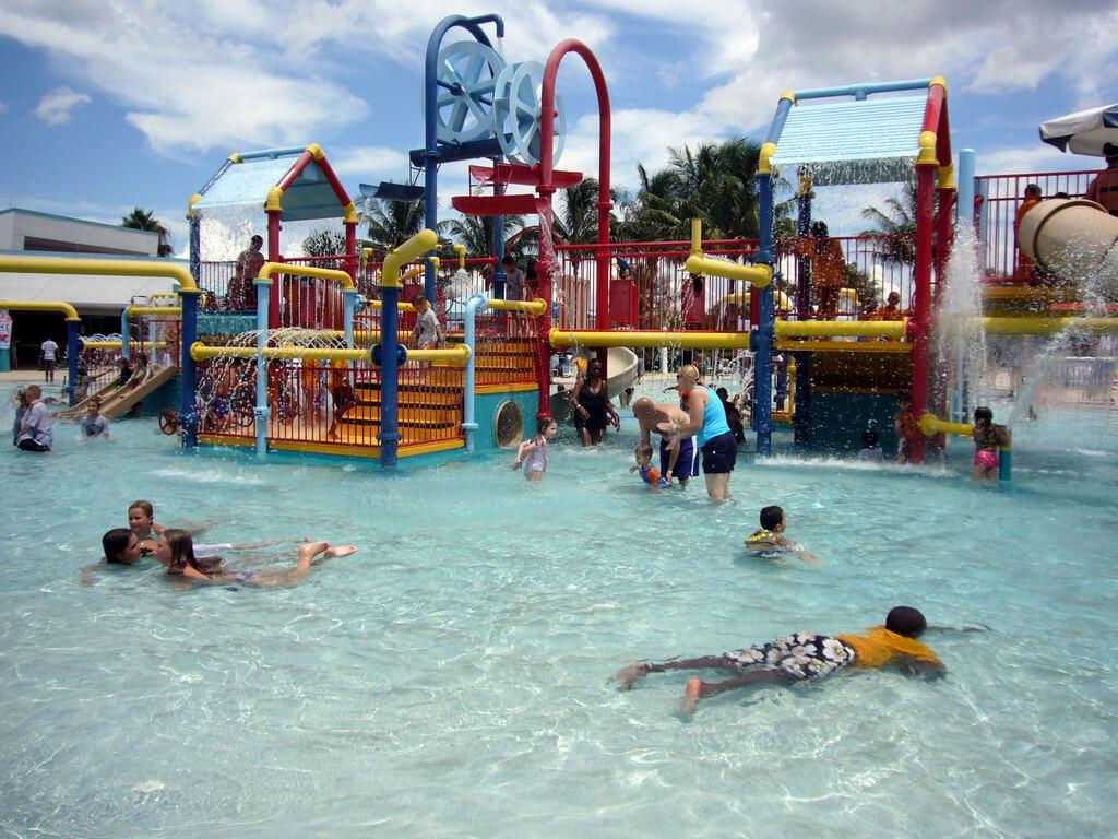 Pontos turísticos em Boca Raton: Coconut Cove Waterpark