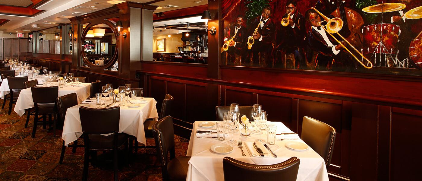 Restaurantes em Boca Raton: restaurante Abe & Louie's