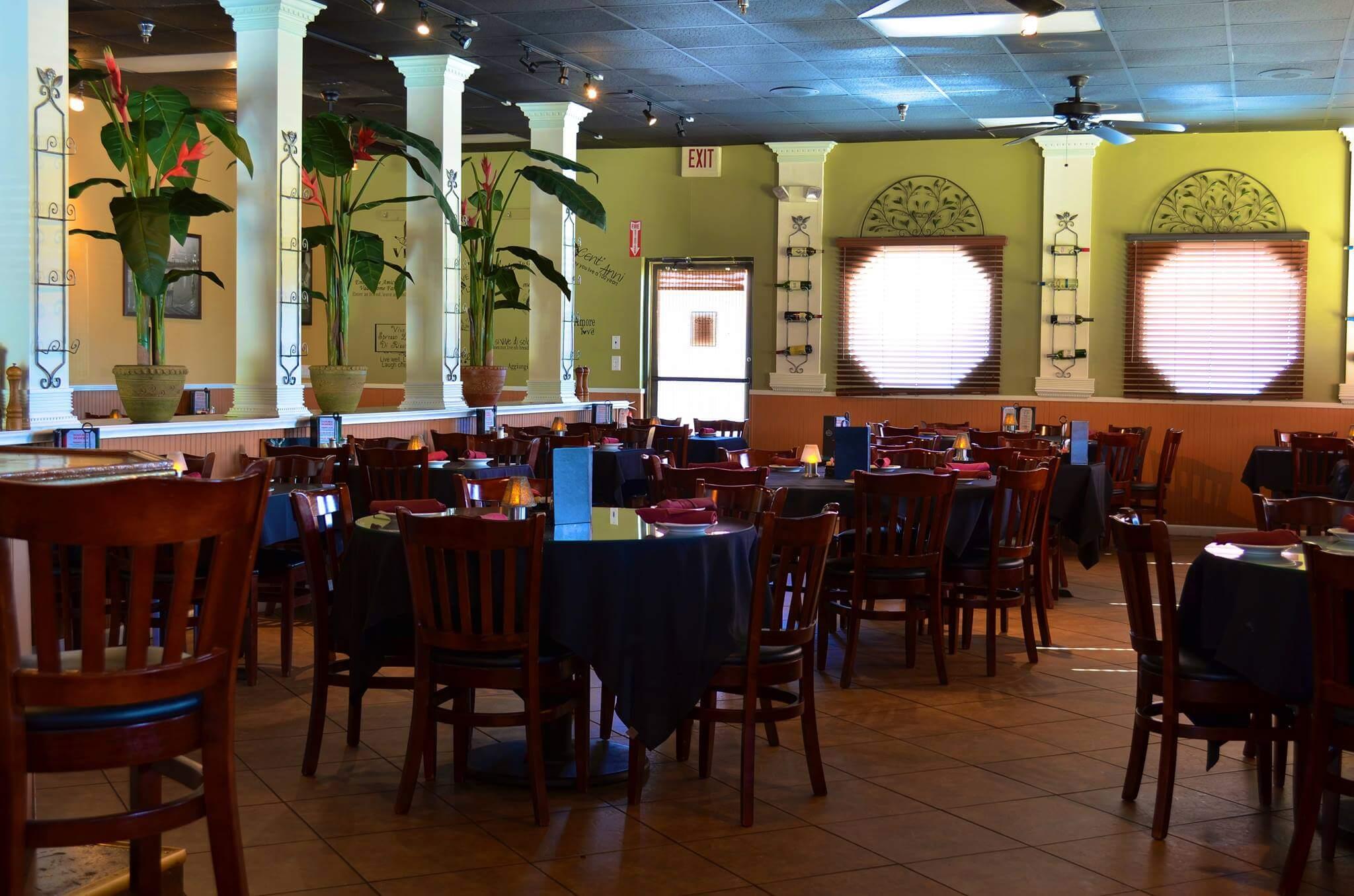 Restaurantes em Cocoa Beach: restaurante Brano's Italian Grill