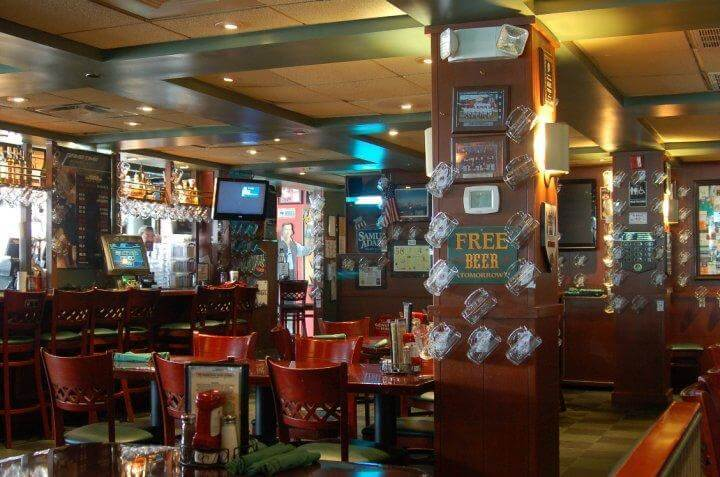 Restaurantes em Kissimmee: restaurante Celebration Town Tavern