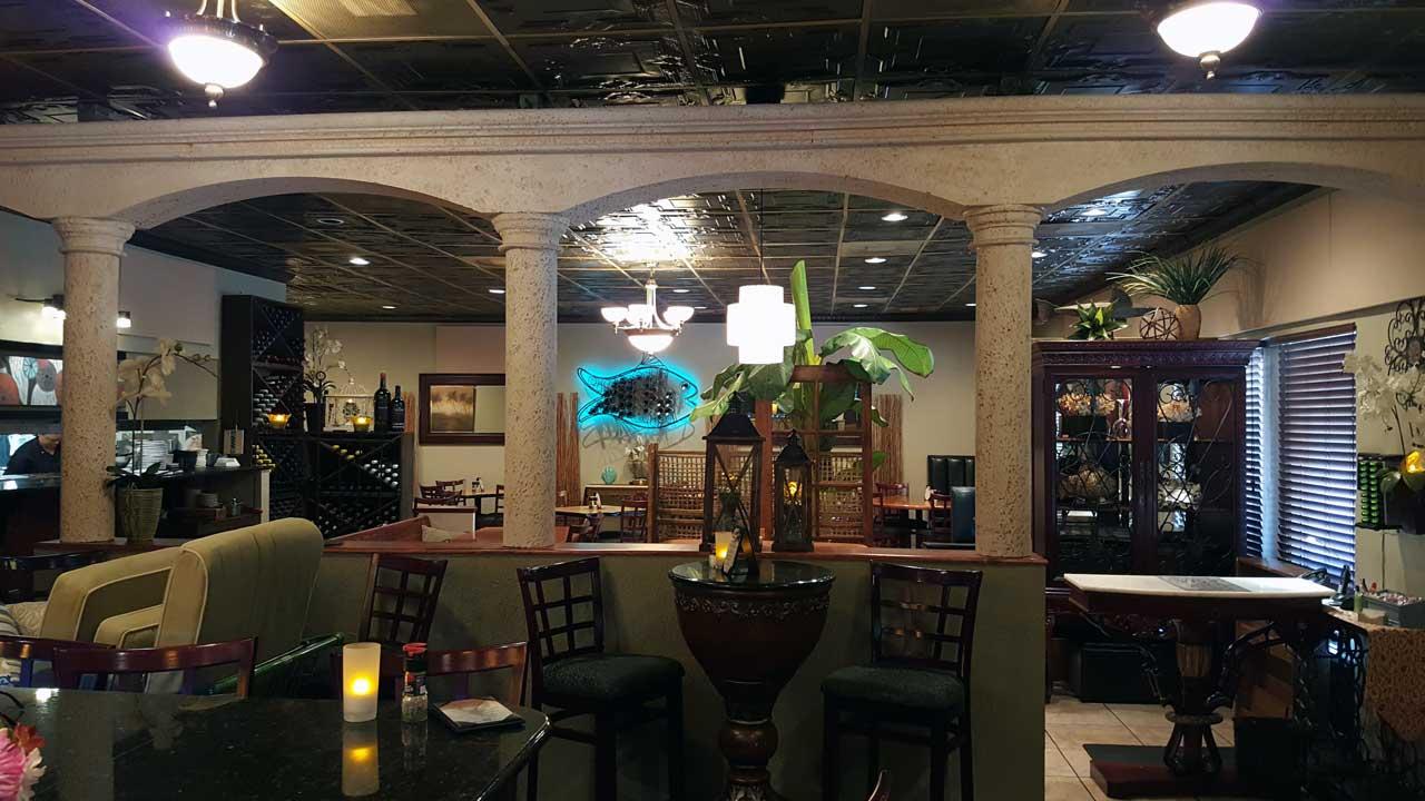 Restaurantes em Cocoa Beach: restaurante Florida's Fresh Grill